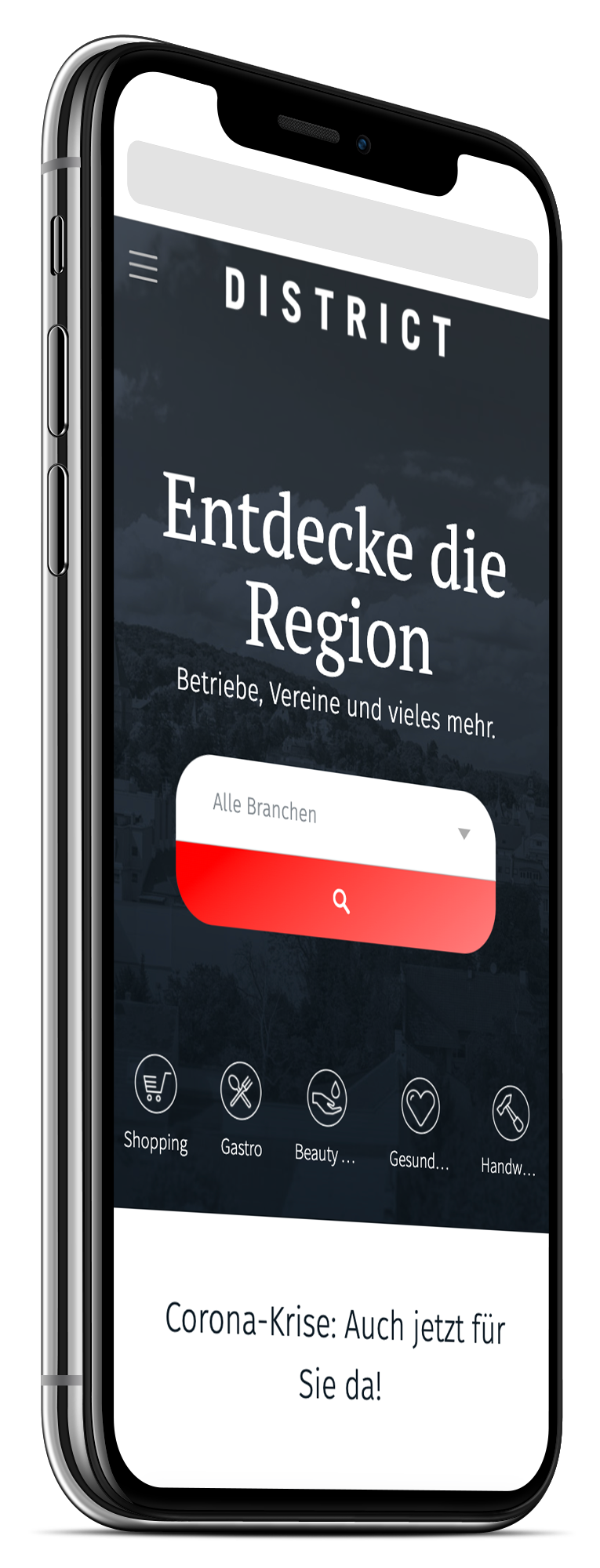 District - Entdecke die Region