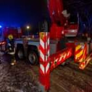 ++ Wohnhausbrand in Traiskirch…